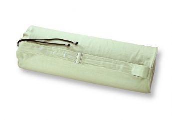 "Deluxe ""Celery"" Linen Yoga / Pilates Mat Bag"