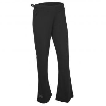 Mykonos Women's Knit Pant (Black, Medium)
