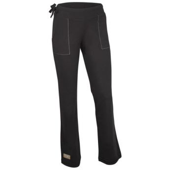 Santorini Women's Pant with Pockets (Black)